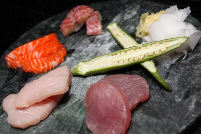 M Restaurants Sashimi Sampler