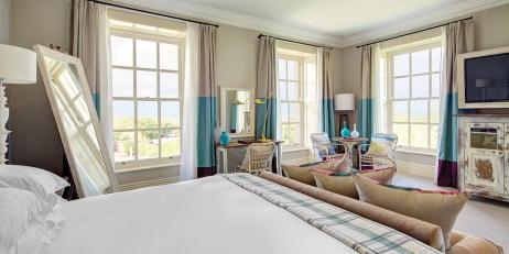 Seaham Hall , Junior Suite 5