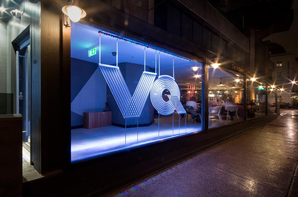 VQ Night  Exterior