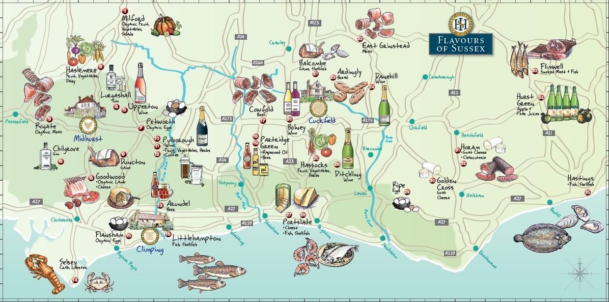 hs map