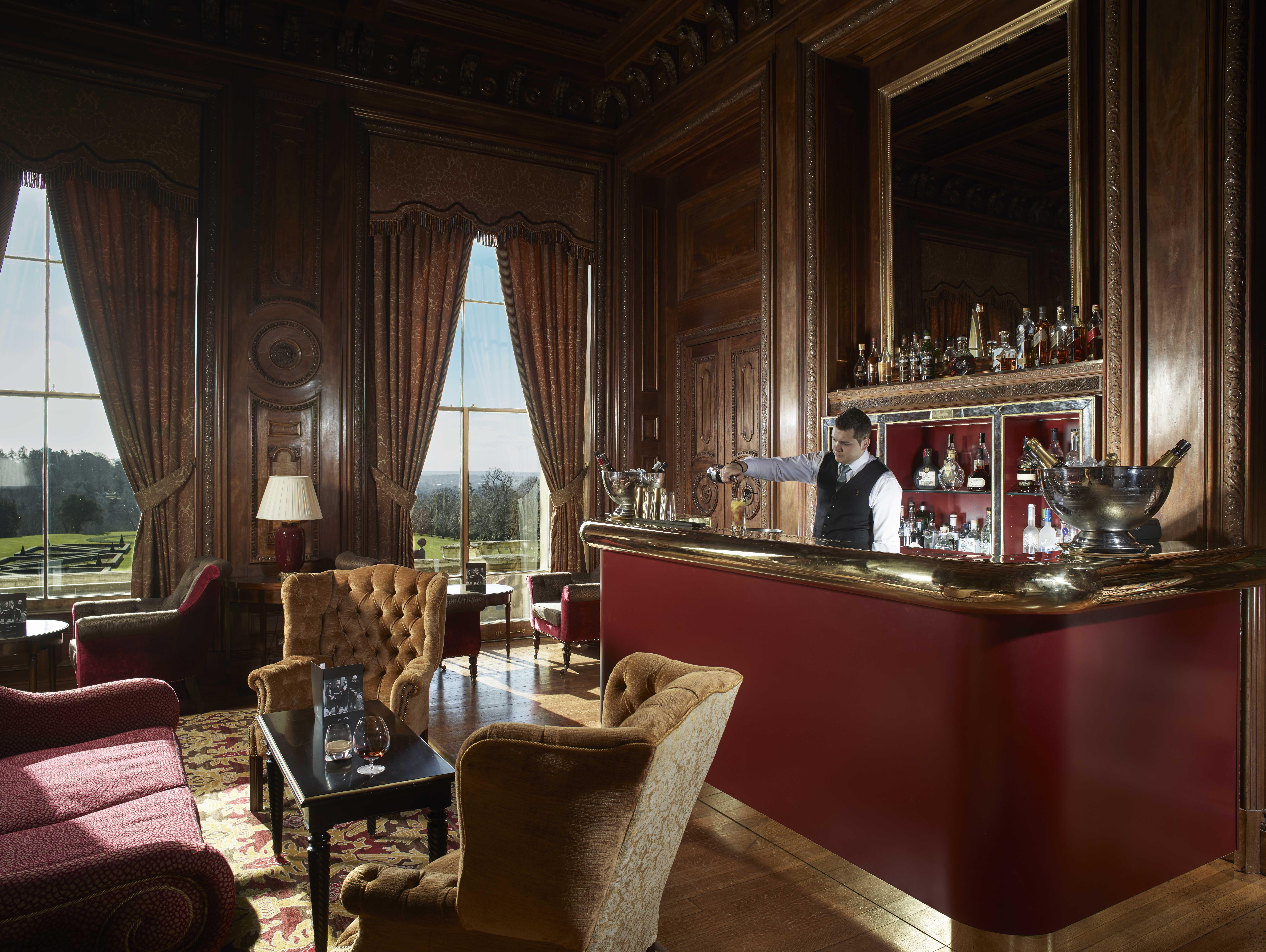 Cliveden Hotel Club Room