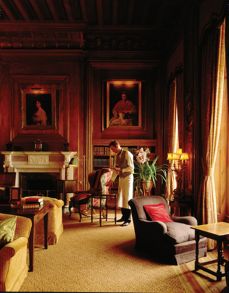 Take A Look At Cliveden House New Interiors The Lrg Blog