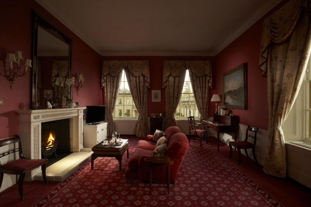 Shrewsbury Deluxe Suite at Cliveden House