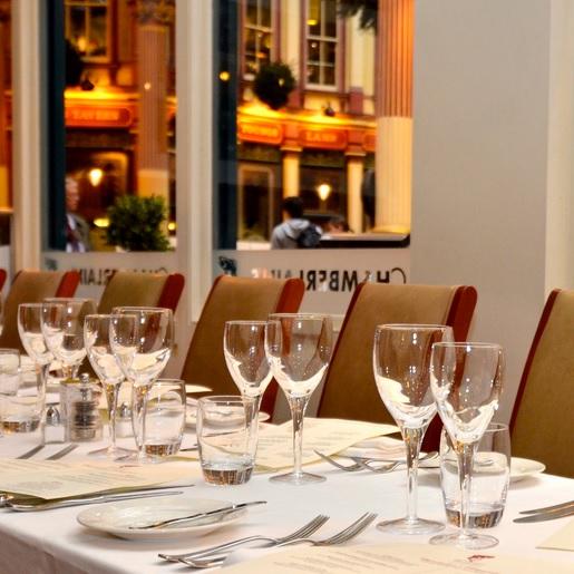 Chamberlains Restaurant