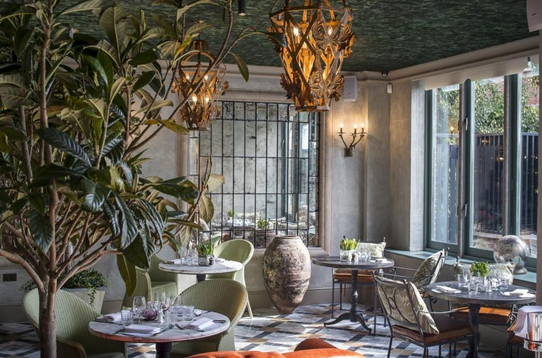 The ivy chelsea garden makes its mark the lrg blog - Ivy interior design software reviews ...