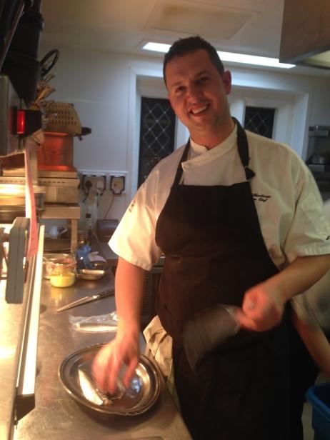 Marc Hardiman, Chef