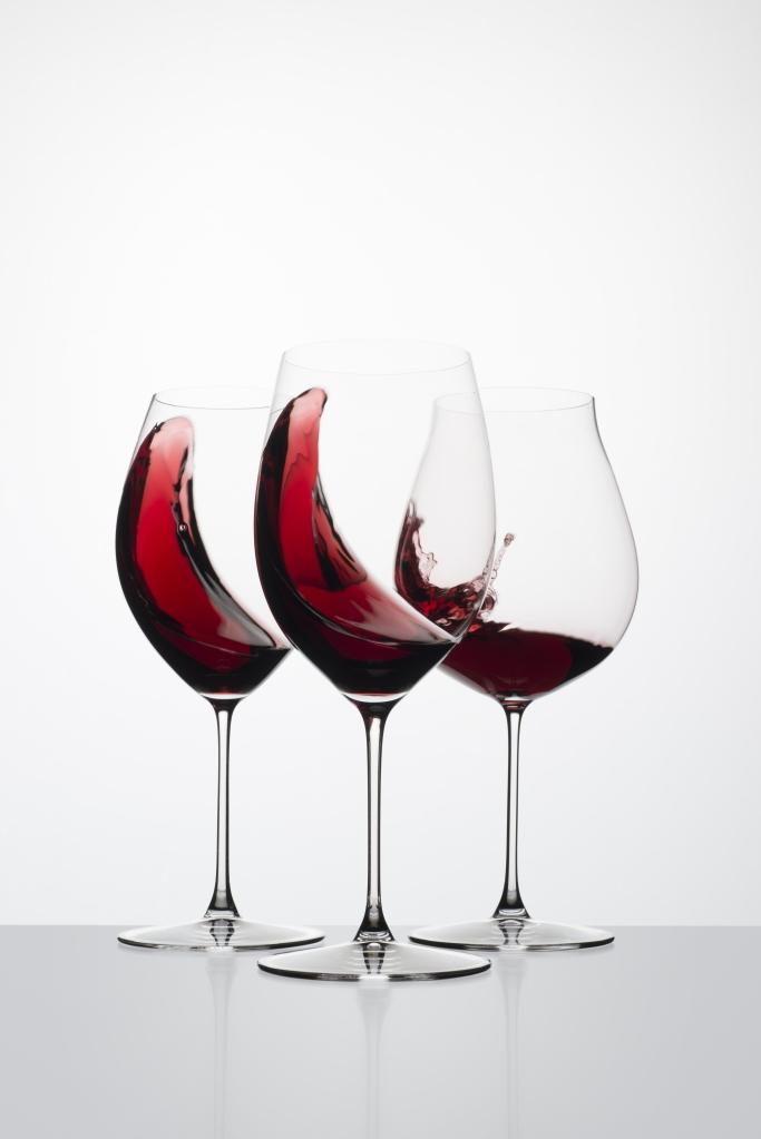 Veritas Red Wine - Riedel Crystal