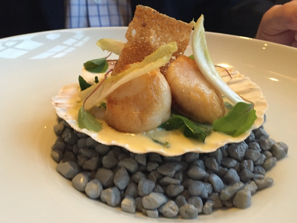Four Seasons Orkney Scallops