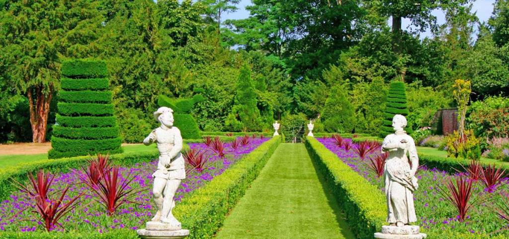 Cliveden House Gardens