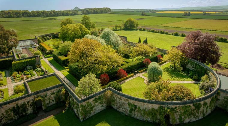 Hotels with beautiful gardens 10 of the best offering for Garden design east lothian