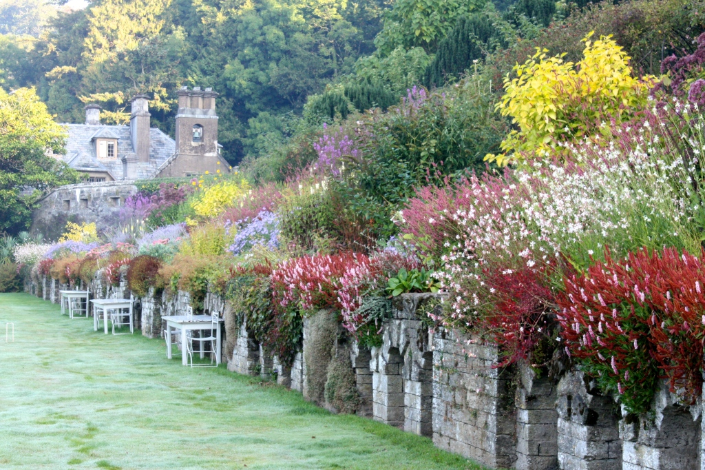 Gardens at Hotel Endsleigh