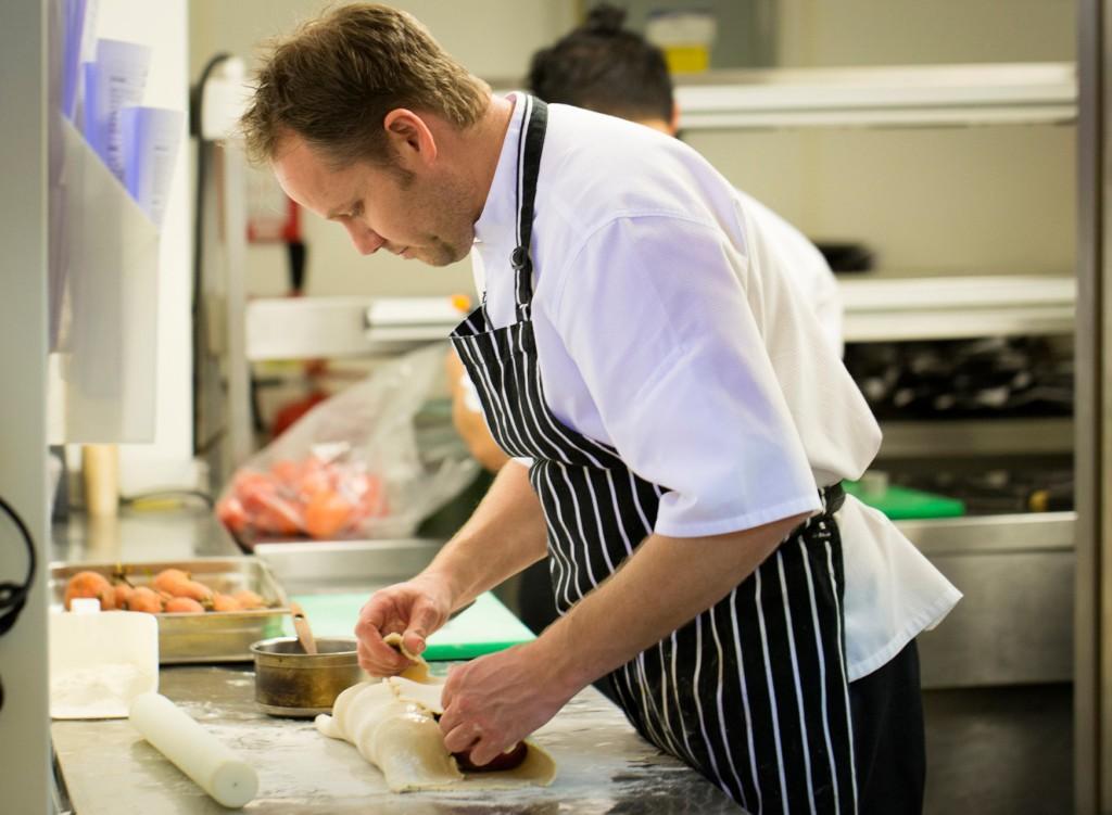 Four Seasons Executive Head Chef James Dugan