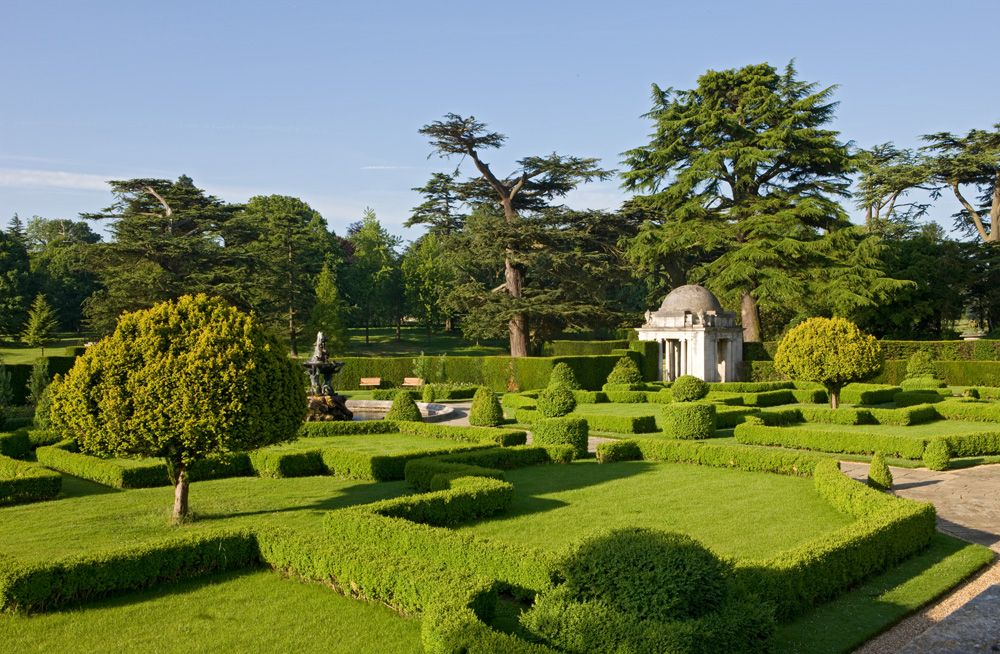 Luton Hoo Formal Gardens