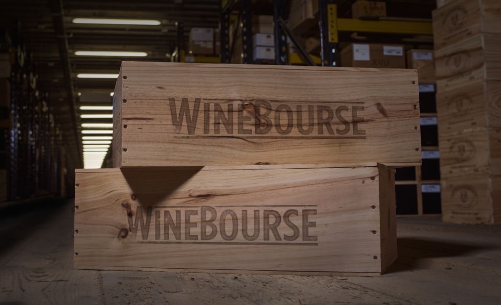 Wine Bourse Crates
