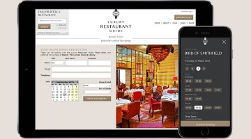 Luxury Restaurant Guide