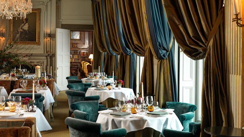 Andre Garrett Restaurant at Cliveden