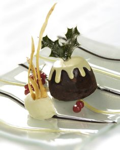 Cliveden Christmas Pudding
