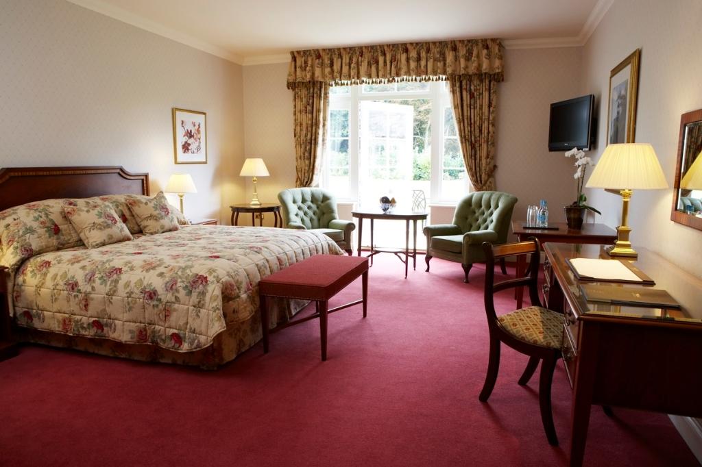 Luton Hoo Bedroom