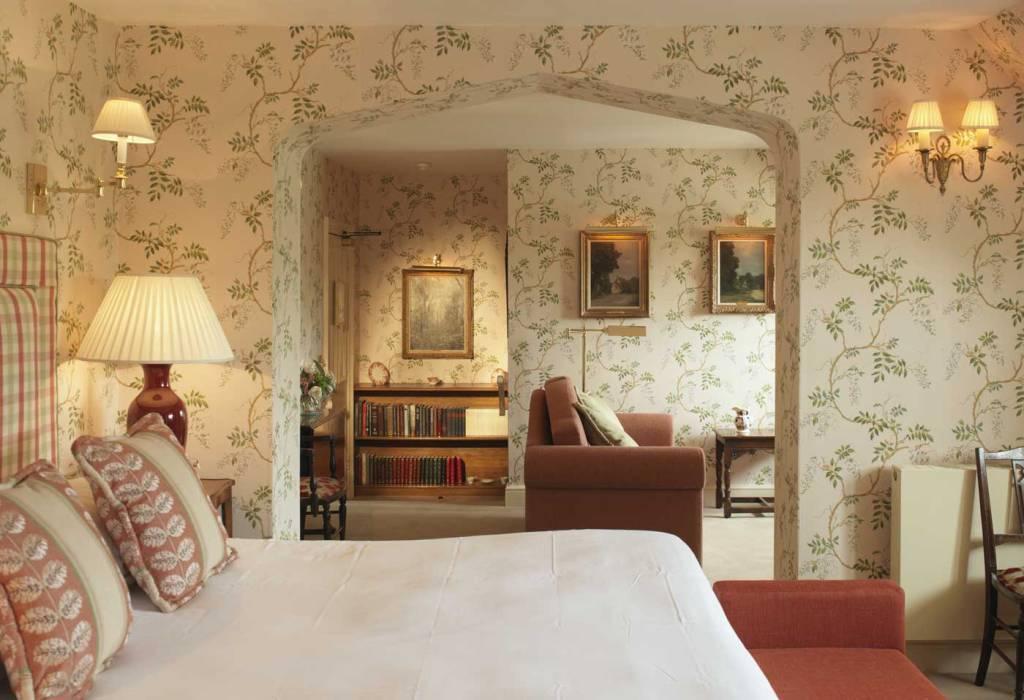Gravetye Manor Suite