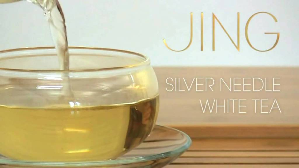 Jing Silver Needle White tea