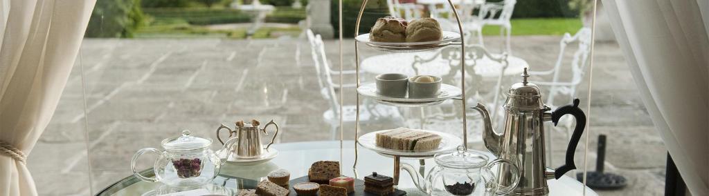Afternoon Tea Danesfield House