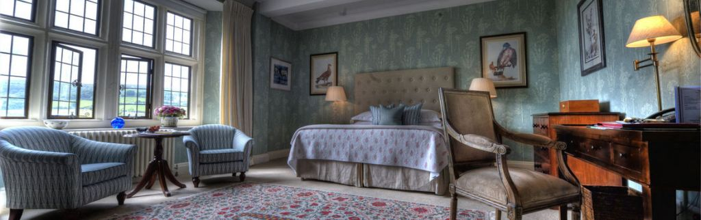 Bovey Castle Bedroom
