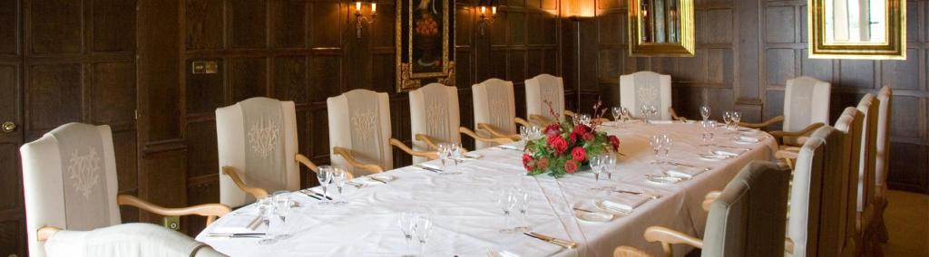 Private Dining Danesfield House