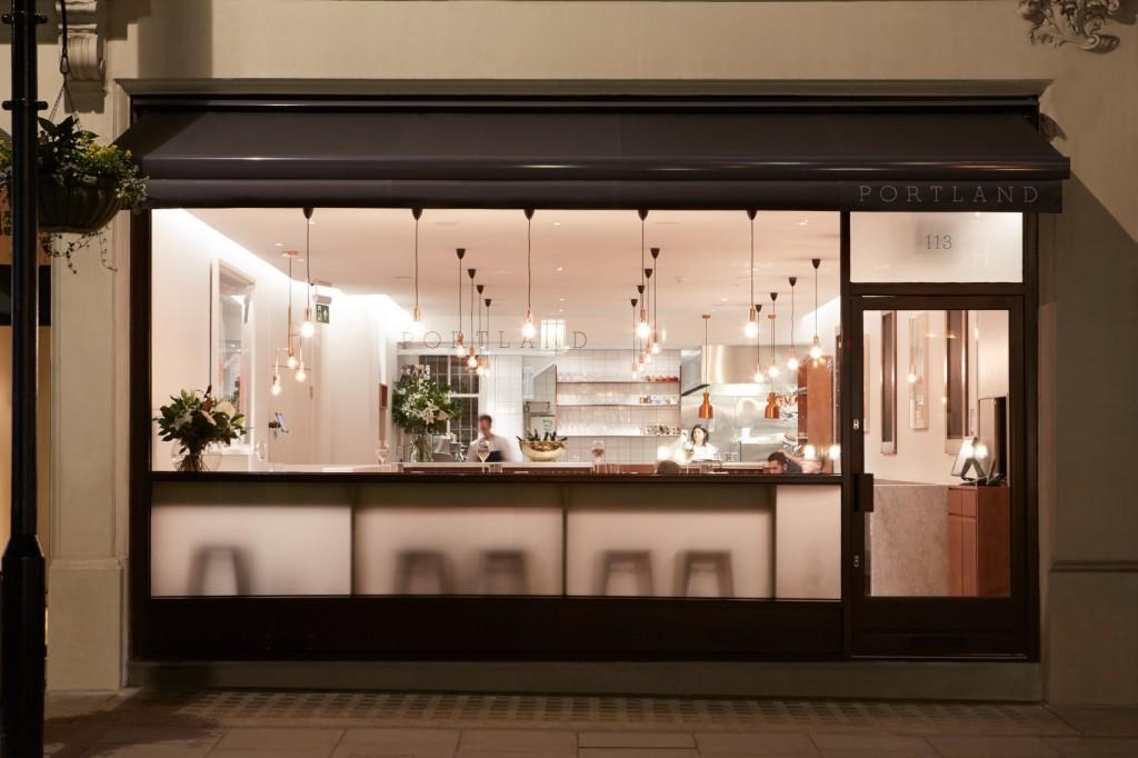 Portland Restaurant, W1