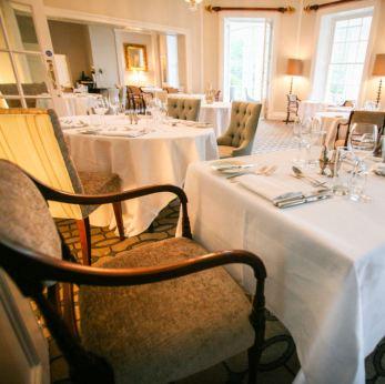 Storrs Hall Hotel - The Restaurant