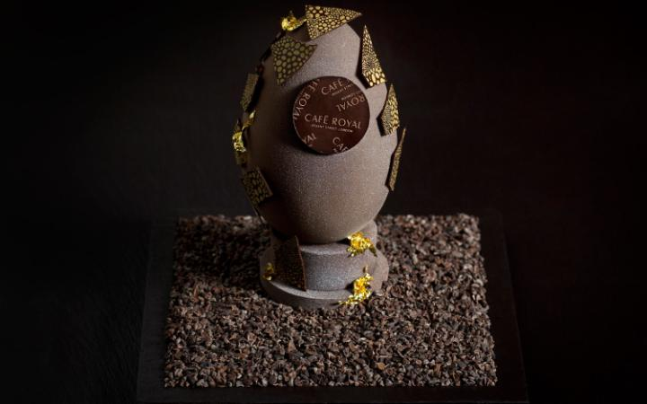 Café Royal Easter Egg