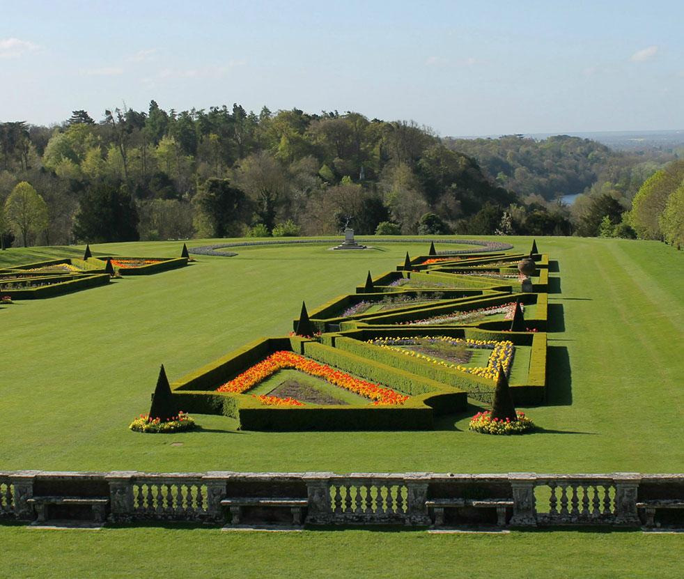 Cliveden National Trust Gardens