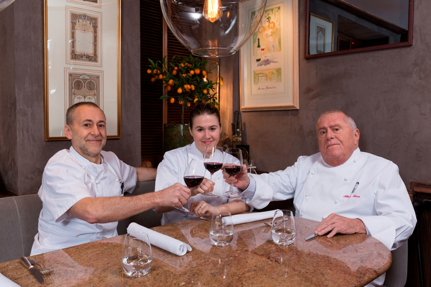 Albert Michel and Emily Roux to open restaurants in Scotland 1