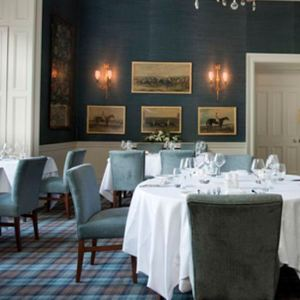 Roxburghe dining room