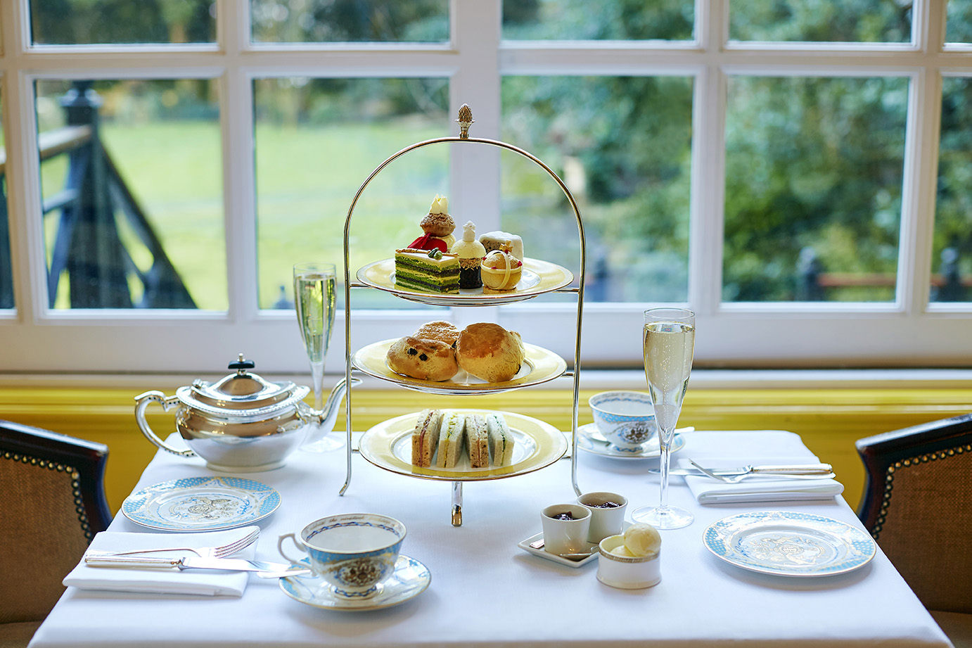 St James Hotel And Club Afternoon Tea