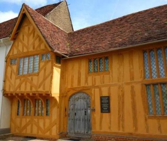 The Great House at Lavenham