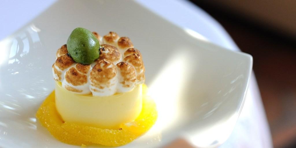 Lemon Meringue Pie - Montagu Arms