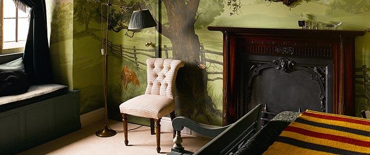 Stapleford harebell bedroom