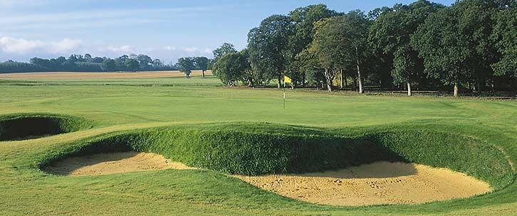 Golf at Stapleford Park