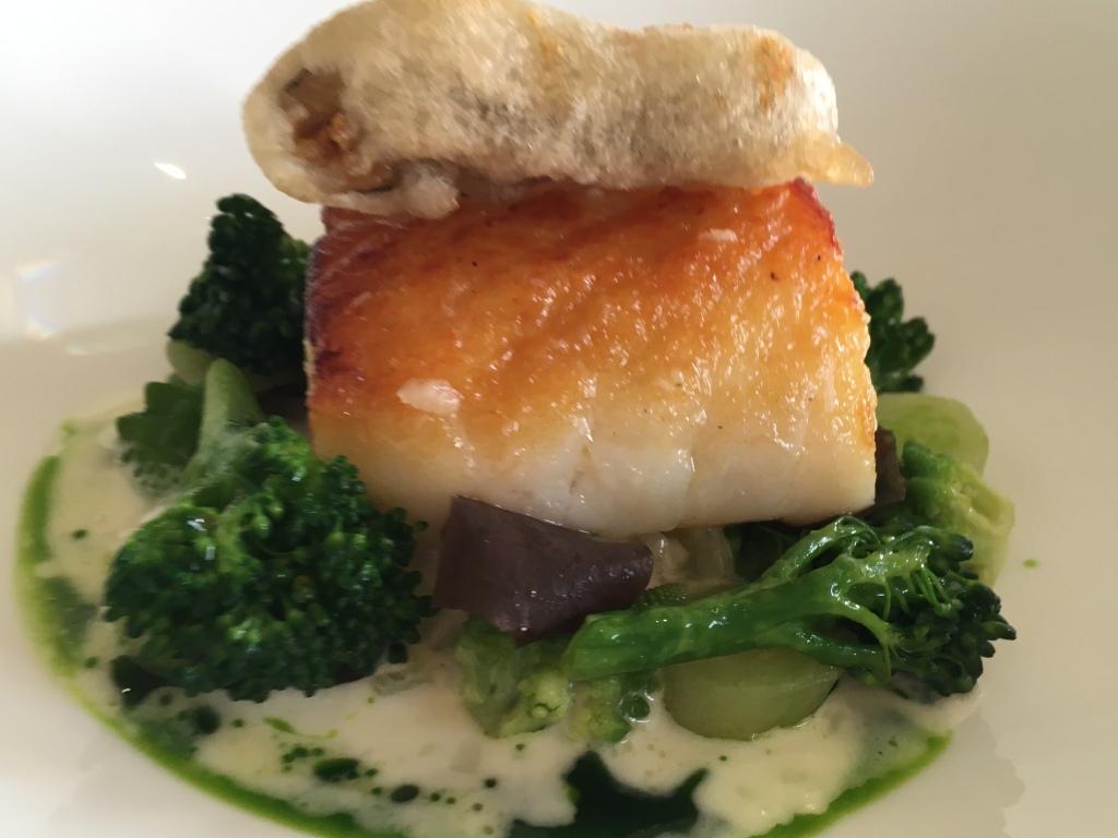 The Goring - Roast Cornish Cod