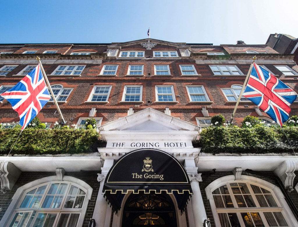 The Goring Nr Buckingham Palace