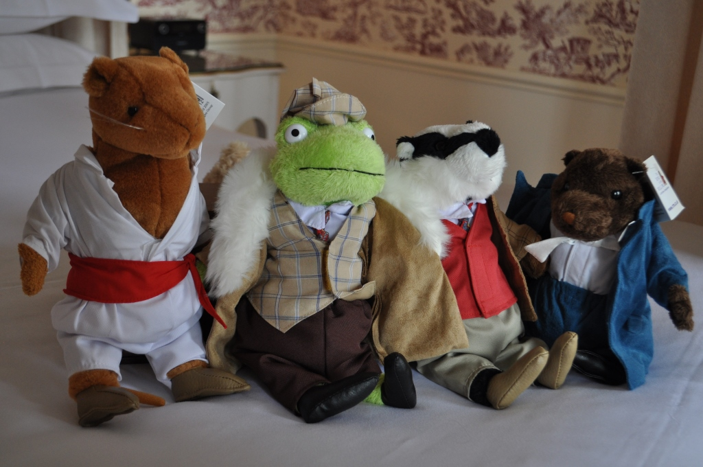 Wind In the Willows Characters, Cliveden House