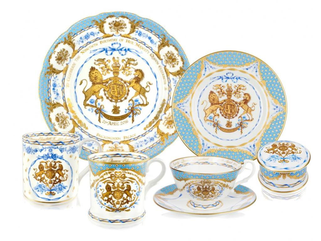Official Commemorative China