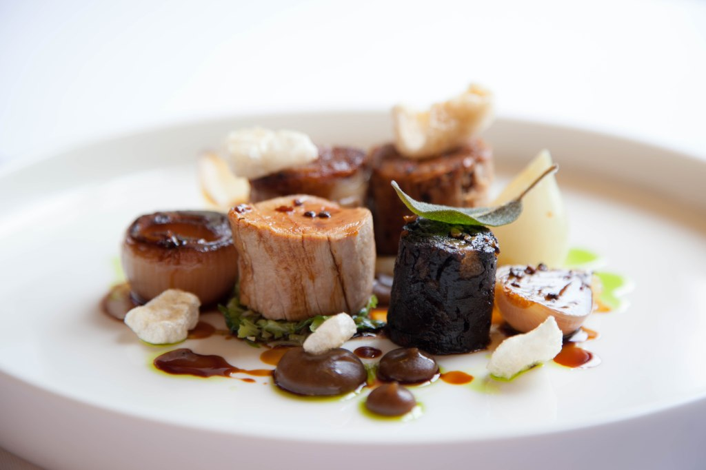 Holbeck Ghyll Black Pudding