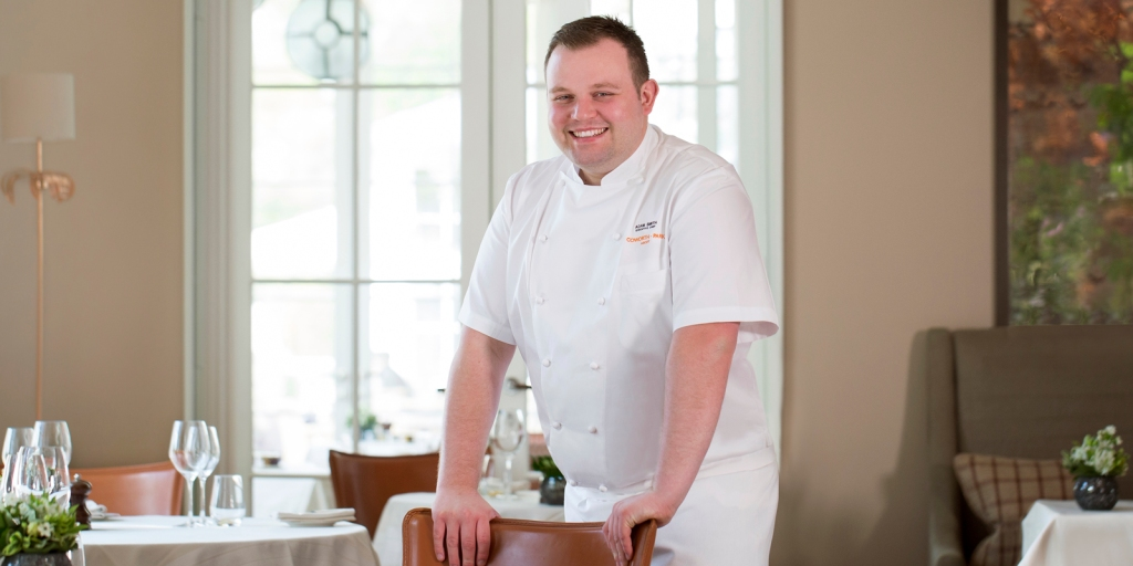 Adam Smith Executive Chef Coworth Park