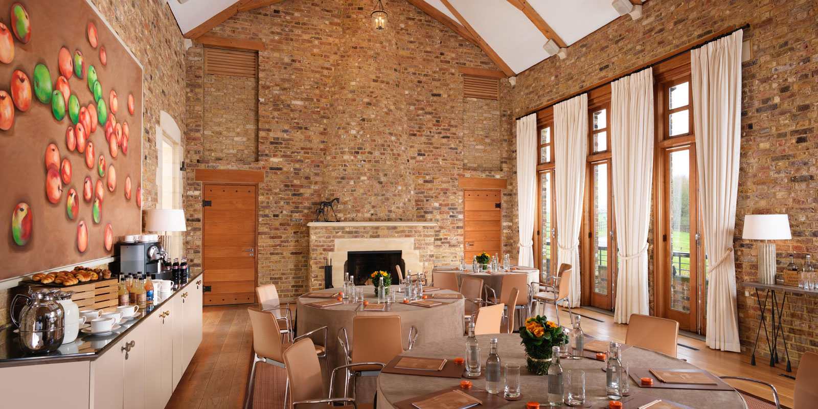 10 of the best private dining rooms the lrg blog for House plans with tower room