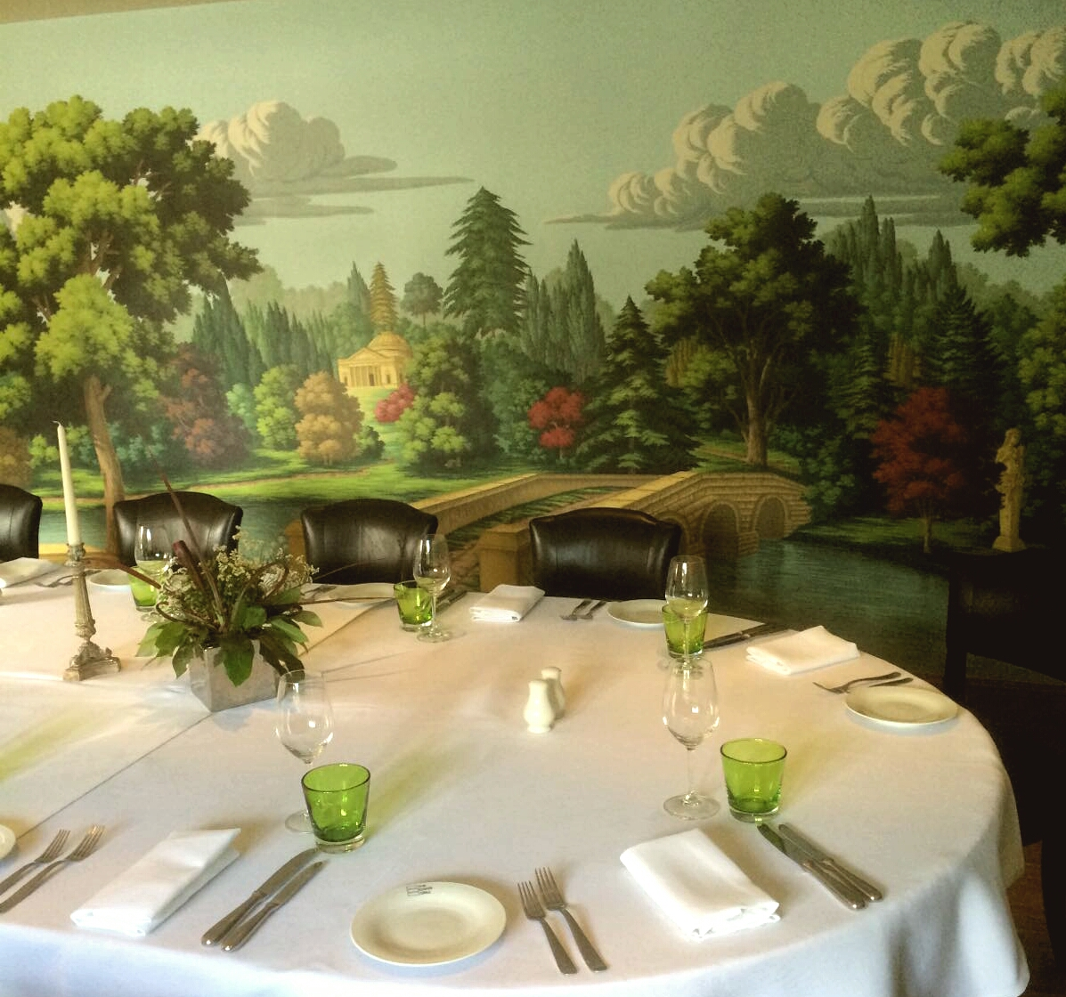 Private Dining Room Set: 10 Of The Best: Private Dining Rooms
