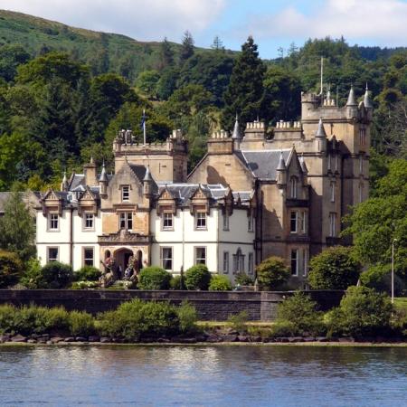 Martin Wishart at Loch Lomond; Cameron House