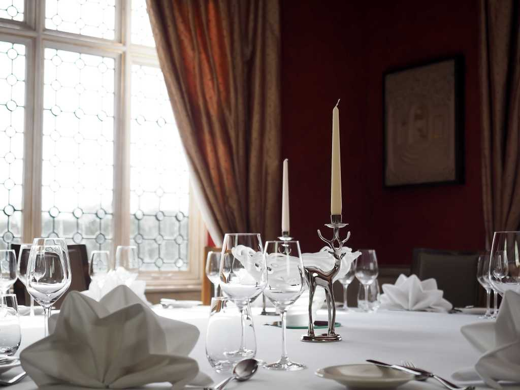 Private dining at Paris House