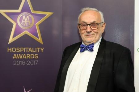 Pierre Koffman - Lifetime Achievement Award
