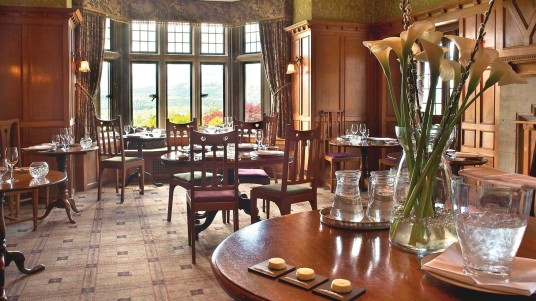 The Oak Room at Holbeck Ghyll